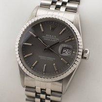 Rolex Datejust Edelstahl Automatic Herrenuhr