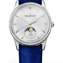 Jaeger-LeCoultre Q1258401, Master, Silver Dial, Stainless...
