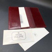 Patek Philippe Vintage leather bifold document holder