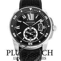 Cartier Calibre De Cartier Diver Blue Black W7100056 A