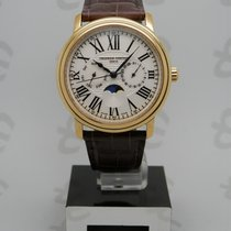 Frederique Constant Runabout Double Calendar Moonphase Automatic