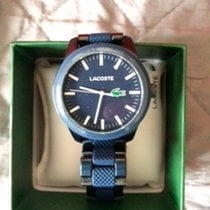 Lacoste 43mm Quartz 2017 new Blue