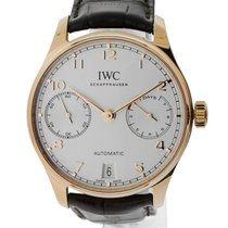 IWC Portugieser Automatic 18K Red Gold IW500701