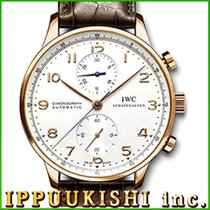IWC  PORTUGUESE CHRONOGRAPH AUTOMATIC IW371480