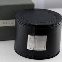 A. Lange & Söhne Leather Travel Box