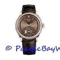 Rolex Cellini Dual Time 50525 new