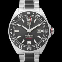TAG Heuer Formula 1 Calibre 5 Steel Black United States of America, California, San Mateo