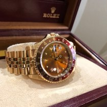 Rolex GMT-Master nipple dial tropical