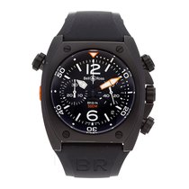 Bell & Ross BR 02-94 Chronograph BR02-94-S