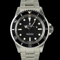 Rolex Submariner (No Date) gebraucht 40mm Stahl
