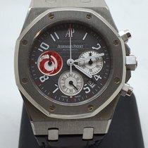 Audemars Piguet Платина Автоподзавод подержанные Royal Oak Chronograph