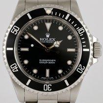 Rolex 14060 Stahl Submariner (No Date)