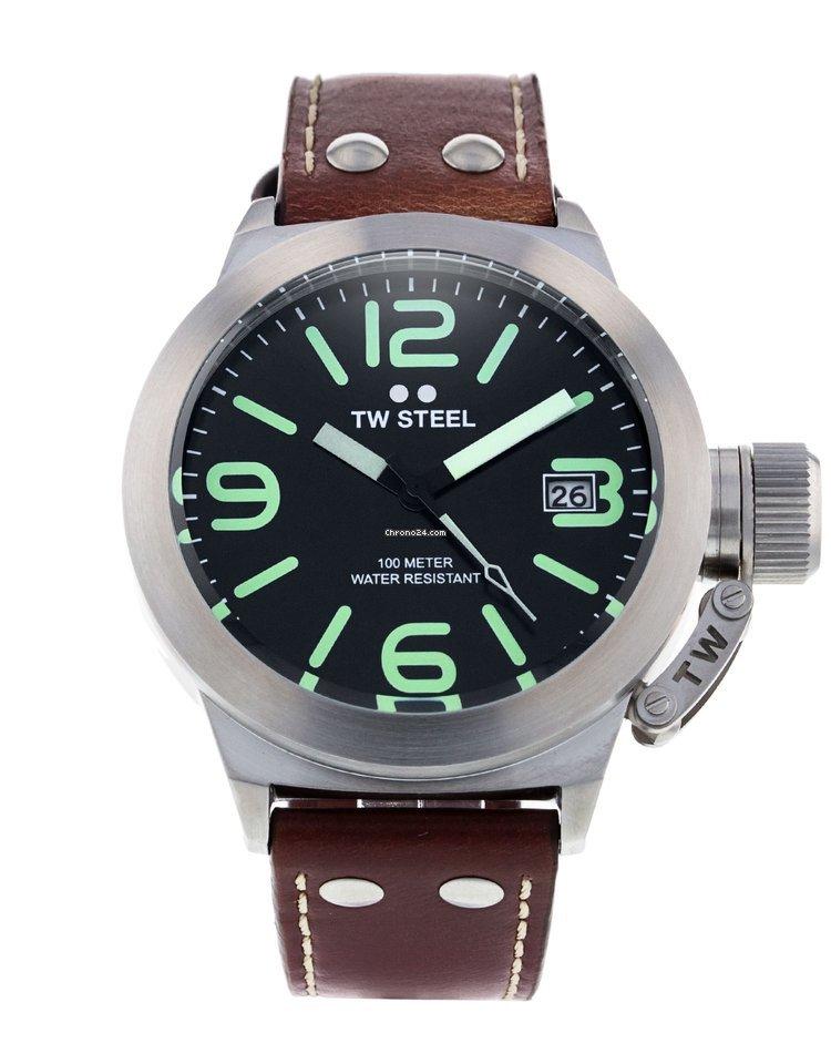 01ef3eb771b TW Steel Watch Canteen TWCS21 for  233 for sale from a Trusted Seller on  Chrono24