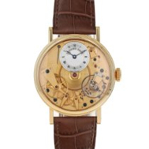 Breguet Tradition Yellow gold 37mm Transparent Roman numerals United States of America, Maryland, Baltimore, MD