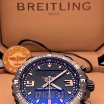 Breitling Chronospace Military Stål