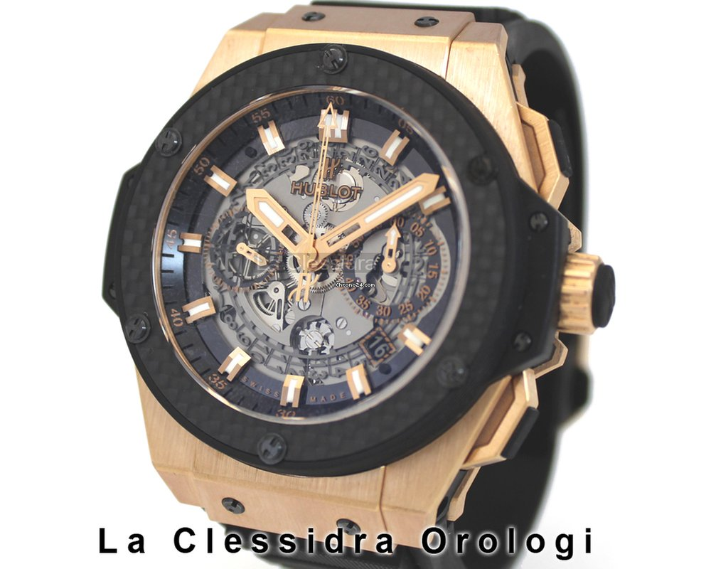 selezione premium 94308 346a4 Hublot King Power Unico - Full set 2016