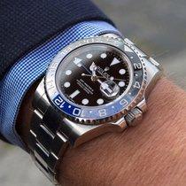 Rolex GMT-Master II Steel 40mm Black No numerals Australia, Melbourne