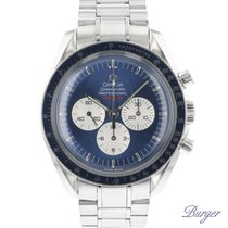 Omega Speedmaster Professional Moonwatch Steel 42mm Blue