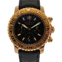 Blancpain Air Command Rose gold 40mm Black United States of America, California, Los Angeles