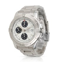 Breitling Colt Chronograph Automatic Steel 44mm Silver United States of America, New York, New York
