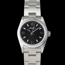 Rolex Oyster Perpetual 31 Steel 31mm Black