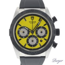 Tudor Fastrider Chrono new 2018 Automatic Chronograph Watch with original box and original papers 42010N