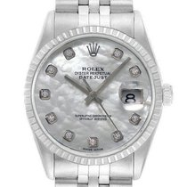 Rolex Datejust 16220 1990 pre-owned