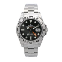 Rolex 216570 Steel 2018 Explorer II 42mm pre-owned United States of America, New York, New York