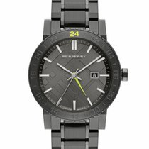 Burberry Steel 42mm Quartz Bu9340 new United States of America, New Jersey, Edgewater