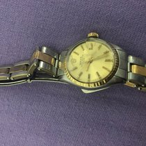 Rolex Lady-Datejust Acero y oro 24mm Amarillo Sin cifras España, vigo