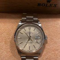 Rolex Datejust 16234 Dobré Ocel 36mm Automatika