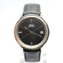 Chronographe Suisse Cie Acier 35mm Remontage automatique occasion