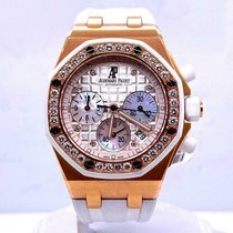 Audemars Piguet Royal Oak Offshore Lady 37mm Gold United States of America, New York, New York