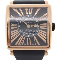Franck Muller Master Square Rose gold Black United States of America, New York, NY
