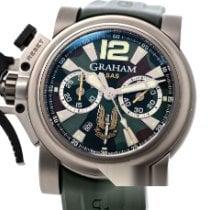 Graham Titanium 47mm Automatic 20VJT.G03A.K10B pre-owned