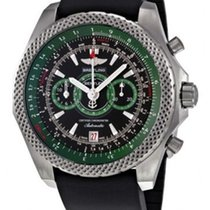 Breitling Bentley Black and Green Dial E2736536/BB37BKRD