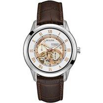 Bulova Men's 96A172 Automatic Watch