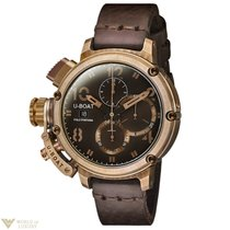 U-Boat Chimera 46 Bronze Chrono Watch