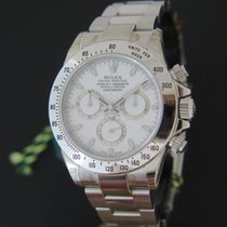 Rolex Daytona White Dial NEW 116520
