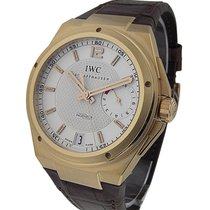IWC 500503 Big Ingenieur 7 Day Power Reserve - Rose Gold with...