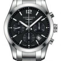 Longines NEW L2.786.4.56.6 Conquest Classic  @ KENJO NYC