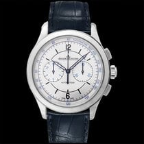 Jaeger-LeCoultre Master Chronograph Steel 40mm Silver United States of America, California, San Mateo