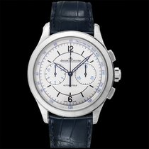 Jaeger-LeCoultre Master Chronograph Steel Silver United States of America, California, San Mateo