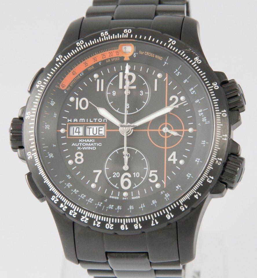 01a7473570fc Relojes Hamilton - Precios de todos los relojes Hamilton en Chrono24