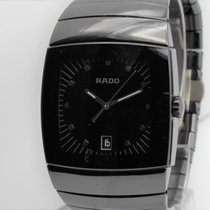 Rado Diastar Black Ceramic Quartz 156.0723.3