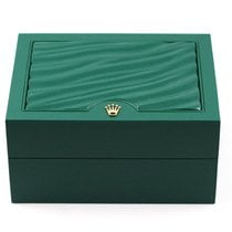 Rolex Box + Outer Box 15 x 11,5 x 7,5 cm Ref. 39137.71 NEW