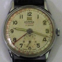 Roamer Manual winding pre-owned White