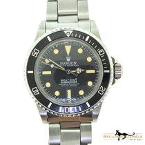 Rolex 5512 Steel Submariner (No Date) 40mm