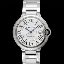 Cartier Ballon Bleu 36mm new Automatic Watch with original box and original papers W6920046