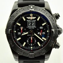 Breitling Blackbird Steel 44mm Black United States of America, Georgia, Atlanta